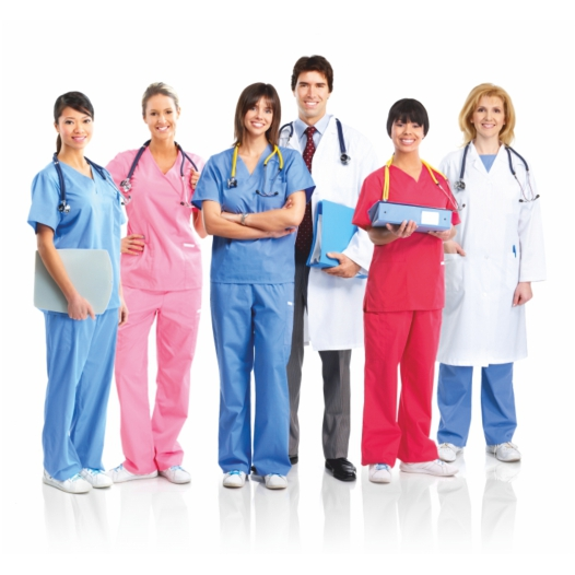 The ten types of nurses you are mostly likely to meet